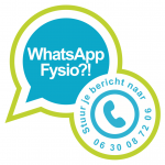 WhatsApp Fysio?!